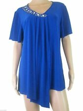 V Neck Unbranded No Plus Size Tops & Shirts for Women