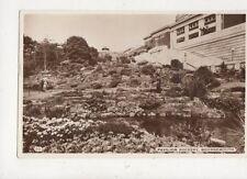 Pavilion Rockery Bournemouth 1954 RP Postcard 900a