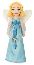 "Authentic Disney Store Pinocchio ""Blue Fairy"" Deluxe Stuffed Plush Toy 20"" Doll"