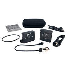 Garrett Z-Lynk Wireless System 2-pin headphone jack At Transmiter & Receiver