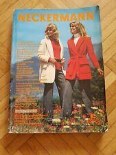Neckermann Katalog Herbst Winter 1972/73