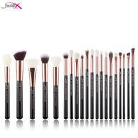 Jessup Make up Brushes Set Eye shadow Blusher Face Powder Foundation Brush Kits