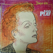 EDITH PIAF - DISQUE D'OR - VOLUME 2 - EMI / COLUMBIA- FRENCH LP - GATEFOLD COVER