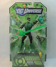 DC Universe Classics Action Figure Wave 1 CNC Build A Green Lantern Kyle Rayner