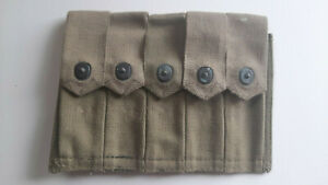 US Army Thompson Magazine Pouch (Not Repro)