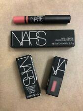 2pc NARS Minis Lip Kit! Powermatte Lip (American Woman) +Lip Pencil (Rikugien)