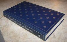 1965  THE MASTER OF BALLANTRAE w/Slipcase & Sandglass Newsletter