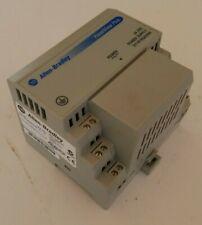 *Tested* Allen Bradley 24 Vdc 3 Amp Power Supply Din Rail 2711P-Rsacdin