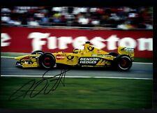 Heinz Harald Frentzen Foto Original  Formel 1 Fahrer 1994-2003 ## BC G 26933