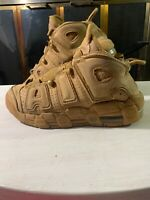 Nike Air More Uptempo SE 96 Pippen FLAX WHEAT Gum Brown 922845-200 Sneakers 5Y