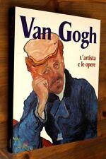 VAN GOGH - L'artista e le opere  p. e. 1999   Giunti   COME NUOVO