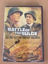NEW FACTORY SEALED Battle of the Bulge (DVD, 2005 Warner Bros) Henry Fonda
