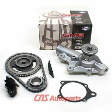 96-02 Dodge Dakota Jeep TJ Cherokee Wrangler 2.5L Timing Chain Kit + Water Pump