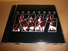 KISS cd GREATEST hits DETROIT ROCK CITY strutter BETH shout it out loud ALL NITE