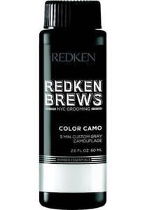 Redken Brews Color Camo 5 Minute Custom Gray Camouflage 2 oz