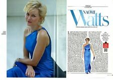 Coupure de presse Clipping 2013 Naomi Watts  (2 pages)