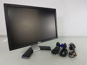 Dell E198WFpv 19 inch VGA DVI-D 1440x900 Monitor With Stand
