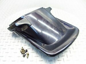 1990 88-90 Yamaha FJ1200 Rear Tail Solo Seat Cowl Fairing Panel Trim Back OEM