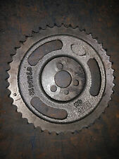 3735412 Double Roller SBC Timing Gear 350 327 283 ( Steampunk Art Industrial )