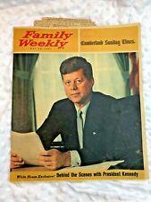 Collection of John F Kennedy Memorabilia Magazine And Newspaper Lot