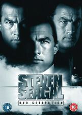 The Steven Seagal Legacy: 8 Films inc. Executive Decision / Exit Wounds (DVD)