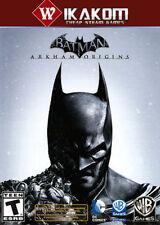 Batman: Arkham Origins-Vapor-descarga digital