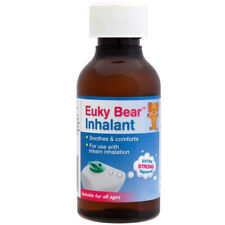EUKY BEAR Inhalant 100ml Extra Strong Vapours