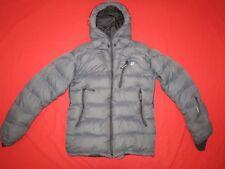 NORHEIM Men's Down Dun Duvet Outdoor Ski Snow Hooded Puffa Jacket sz M