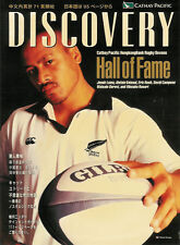 DISCOVERY IN FLIGHT RUGBY MAG CATHY PACIFIC AIRLINES Mar 1996 HONG KONG