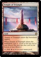MTG MAGIC THEROS TEMPLE OF TRIOMPH (NM)