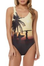 Dolce Vita Reversible One-Piece  Baywatch Exclusive Swimsuit Size S $130.00