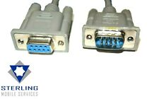 RS-232 Serial  9 Pin Female Connector to 9 Pin Male Connector