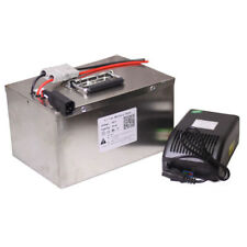 60v 30Ah Lithium Li-ion Battery Power Pack for 1800W EBike Scooter + BMS charger