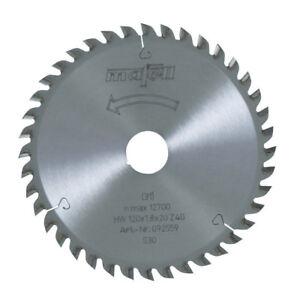 Mafell TCT Saw Blade for KSS 300 | KSS 40 - 120x20x1.8 - 40 Teeth - 092559
