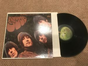 The BeatlesRubber Sold Record lp original vinyl album