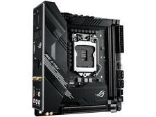 ASUS ROG STRIX B460-I GAMING LGA 1200 Intel B460 SATA 6Gb/s Mini ITX Intel Mothe