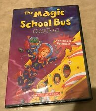 The Magic School Bus Sees Stars Gains Weight Goes on Air DVD 3 Episodes NEW