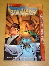Stormwatch relámpagos Wildstorm DC Comics Warren Ellis 1563896508