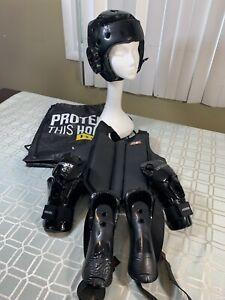 Century P2 Powerline Martial Arts Gear Helmet Chest Gloves Footing Bag Kid's XS