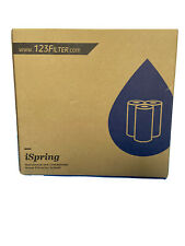 iSpring 7PK-GAC Filter Replacement Supply, New Filters