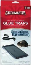 Catchmaster 402 Rat, Mouse & Snake Glue Traps,