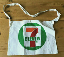 Original 7/11Merckx Team 1980s Musette Bag, Excellent