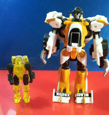 Leadfoot with Pinpoint Transformers Power Core Combiners Commander 2 pack