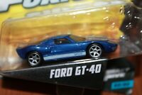 FORD - GT 40 - 1964 - FAST e FURIOUS