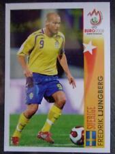 Panini Euro 2008 - Fredrik Ljungberg - Sverige In Action #497