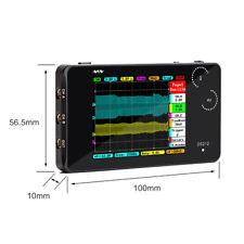 Digital Storage Oscilloscope Portable Handheld 1mhz 10msa Mini Arm Dso212 Ds212