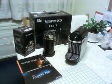 Máquina de máquina de café Nespresso Magimix Pixie marca nuevo, sin aerochinno