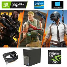 Gaming PC Desktop: Dell Intel Core i5 3.6GHz@GTX 1060@USB 3.0@WiFi@Fortnite@PUBG