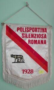 R@RIT@'*GAGLIARDETTO POLISPORTIVA SILENZIOSA ROMANA 1928 * N.2