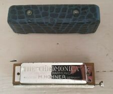 Antica Armonica The Chromonica prod. M.Hohner Made in Germany con custodia